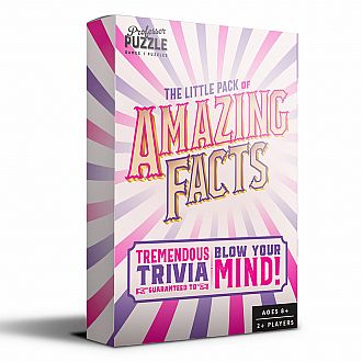 Amazing Facts Mini Trivia