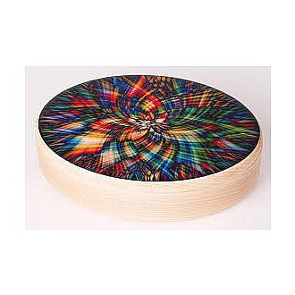 Kaleidoscope Spin Box
