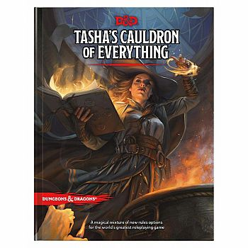 Tashas Cauldron of Everything: Dungeons and Dragons