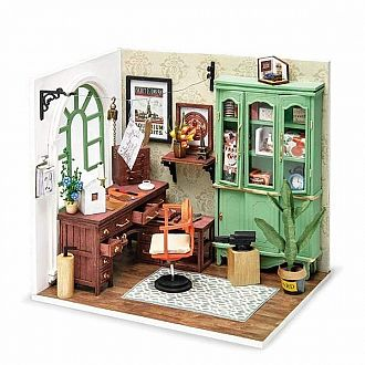 Jimmy's Studio DIY Miniature House
