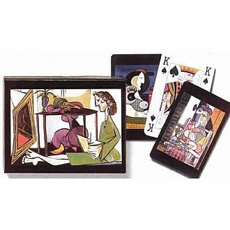 Picasso Playing Cards
