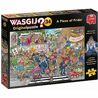 Wasgij A Piece of Pride Original 34