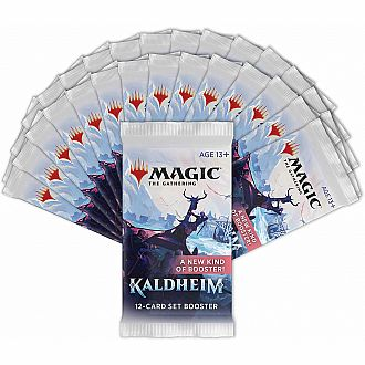 MTG: Kaldheim Booster Display