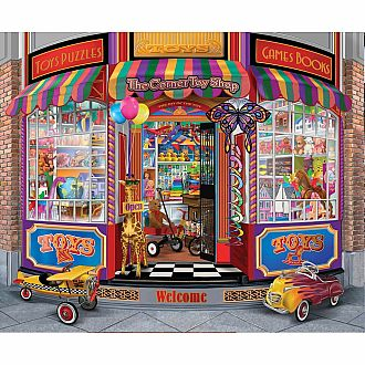 The Corner Toy Shop 300pc