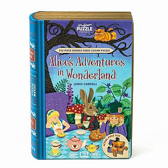 Alices Adventures in Wonderland Book Jigsaw