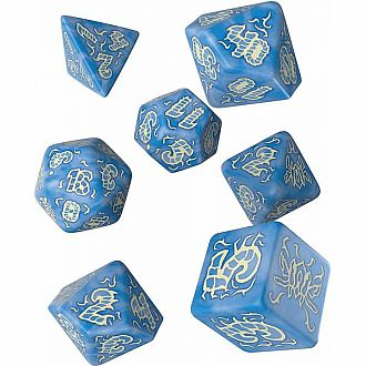 Starfinder Attack of the Swarm Polyhedral Dice Set