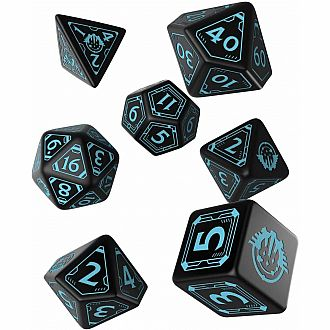 Starfinder Pact World Alliance Polyhedral 7 Set