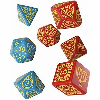 Extinction Curse Performers Polyhedral dice 7 Set
