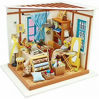 Lisas Tailor DIY Miniature House Series