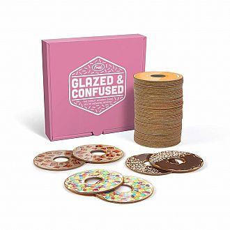 Glazed + Confused Memory Game