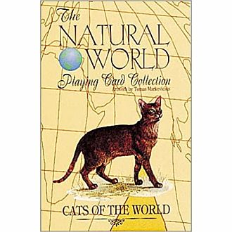 Natural World Collection Cats