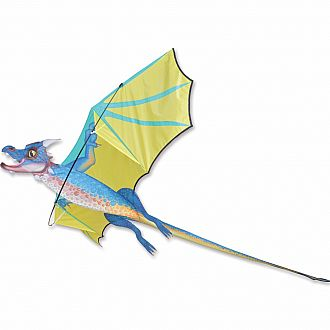 Stormcloud Dragon Kite