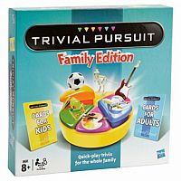Trivial Pursuit Family