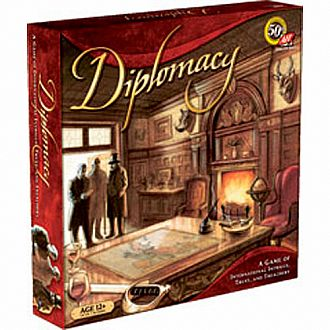 Diplomacy - 50th Aniversarary Edition