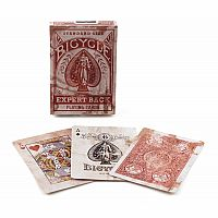 Distressed Bicycle Cards - Expert