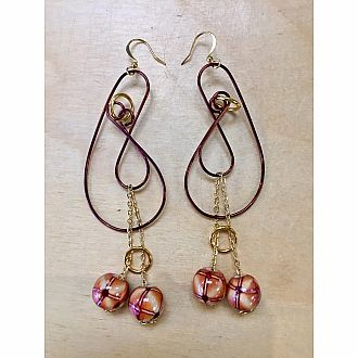Earrings - Pistolero