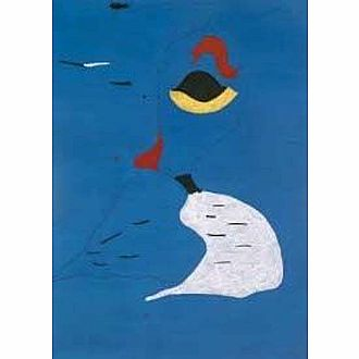 Blue, Miro (Ricordi Jigsaw - 1500pc)