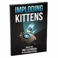 Imploding Kittens: Exploding Kittens Expansion