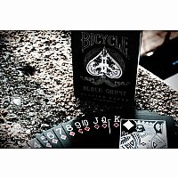 Ellusionist Black Ghost Deck