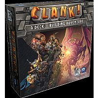 Clank! A Deckbuilding Adventure