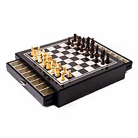Mother of Pearl Chess Storage Board