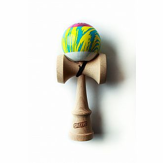 CMYK Grain Split 2.0 Kendama