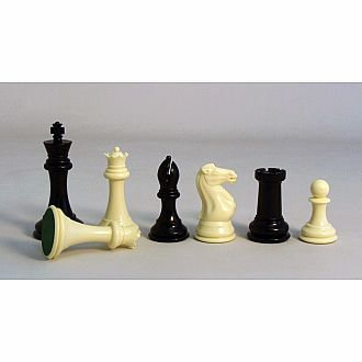 "4"" Triple-Weighted Chessmen"