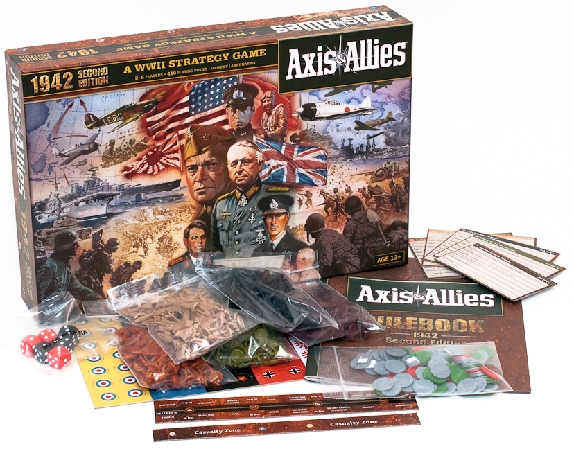 Axis & Allies 1942 - Second Edition - Eureka Puzzles