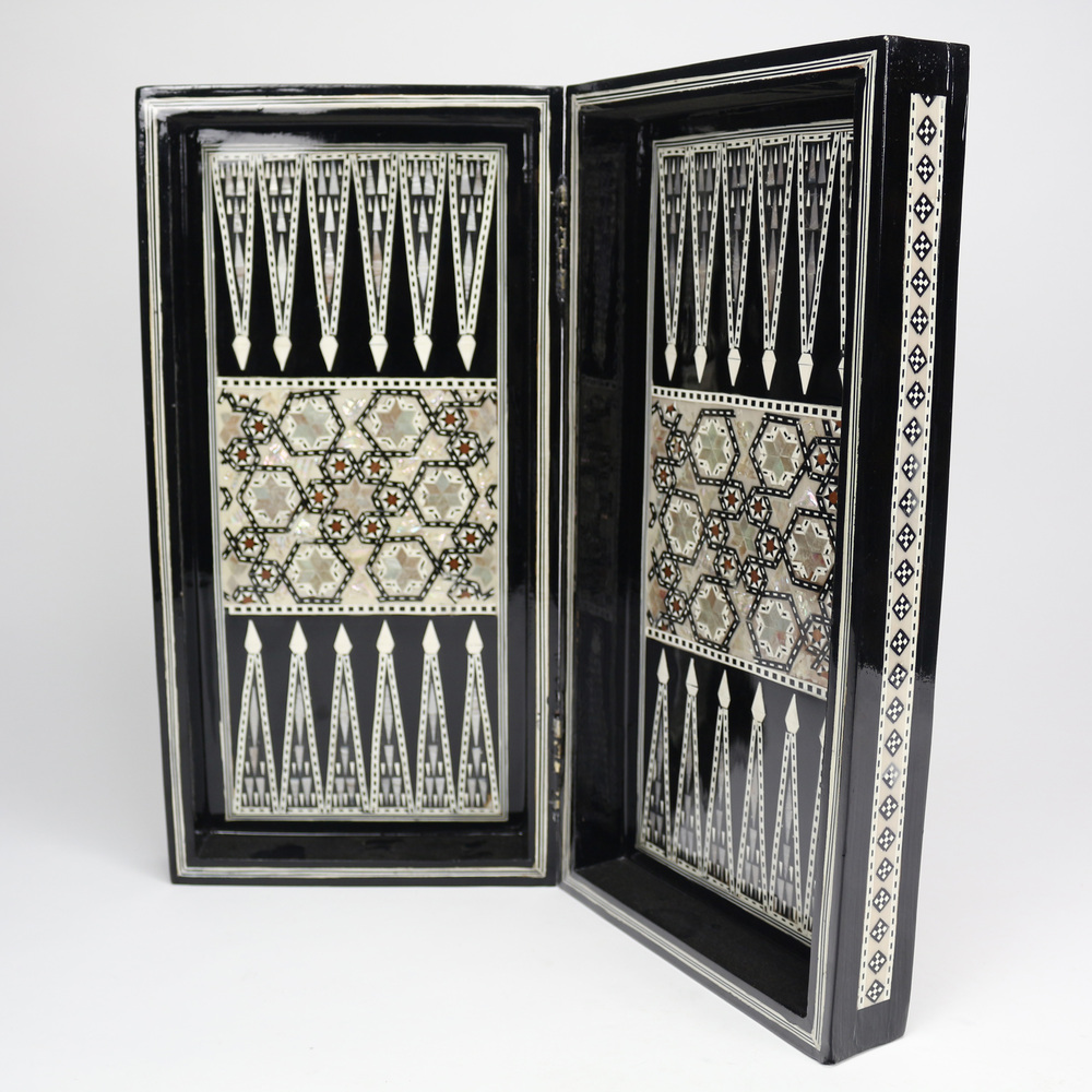 Egyptian Backgammon