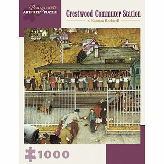 Crestwood Commuter Station