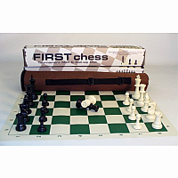 First Chess Roll-Up Set