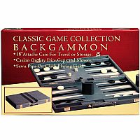 "18"" Backgammon Set"