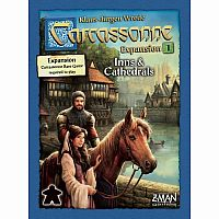 Carcassonne: Inns & Cathedrals (2015)