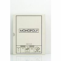 Monopoly Bookshelf Collector's Edition