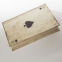 Poker Box - Ace of Spades