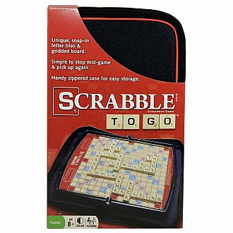 Scrabble To Go