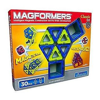 Magformers Classic 30-Piece Set