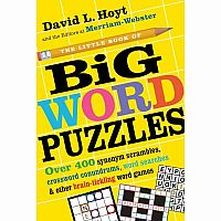 Little Book Big Word Puzzles