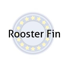 Rooster Fin