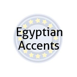 Egyptian Accents