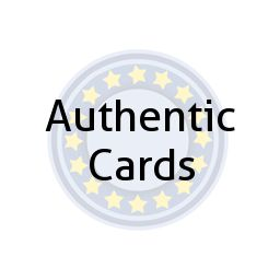 Authentic Cards