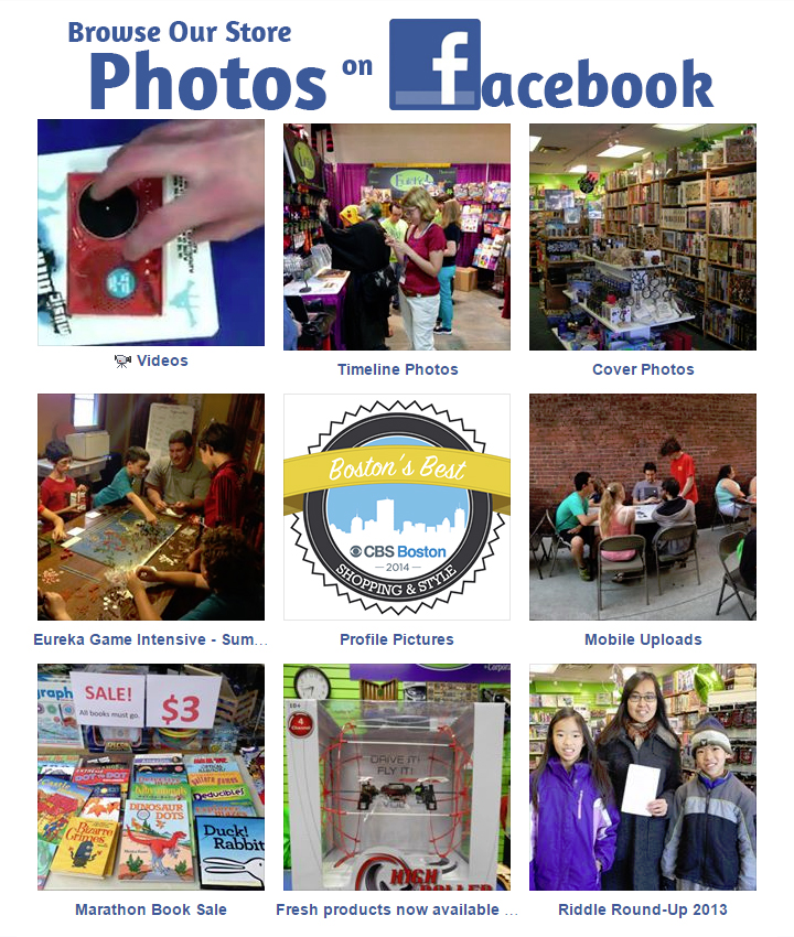 Browse Our Store Photos on Facebook!